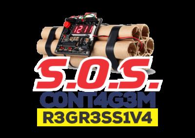 S.O.S. Contagem Regressiva
